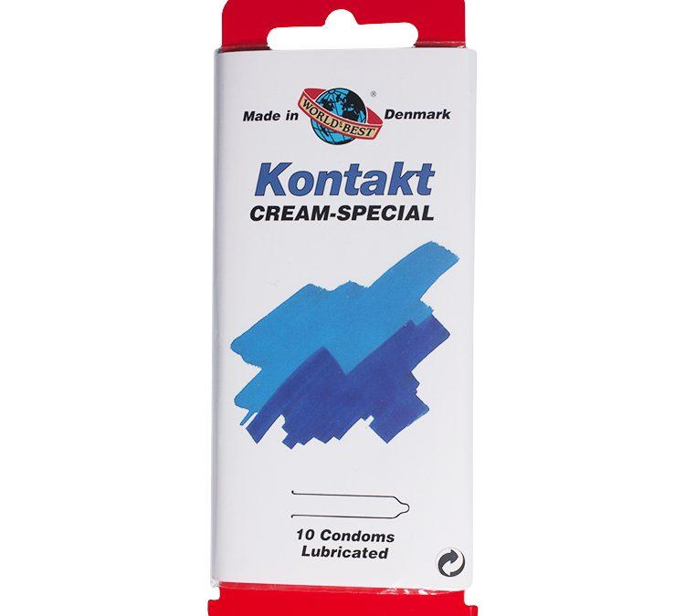 WORLDS BEST kondomer Cream-Special – 10 stk.