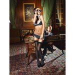 Baci Lingerie Sexy Sekretær kostume sæt str. M/L