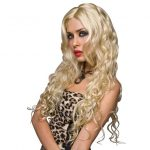 Pleasure Wigs Platinum Blonde