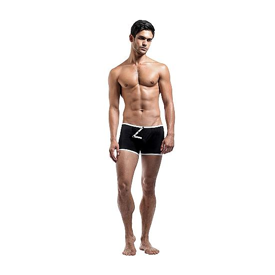 Male Power Snap pouch short – Sort